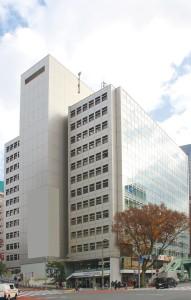 東急建設が入居する渋谷地下鉄ビル