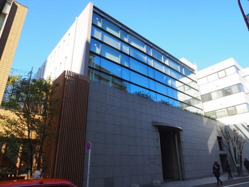 東京・東五反田にある大建設計の本社ビル
