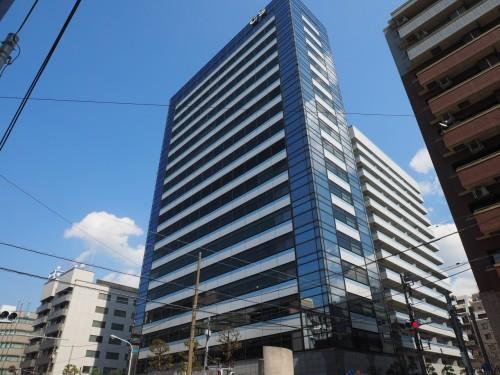 八千代エンジニヤリングの本社がある東京都内のビル
