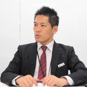 東急建設 土木事業本部事業統括部ICT推進グループ グリープリーダー 小島 文寛 氏