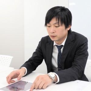 東急建設 土木事業本部事業統括部ICT推進グループ 太田 啓介 氏