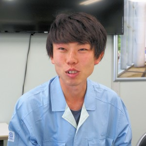 熊谷組JV 工事係 富田 達哉 氏