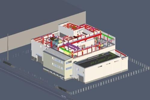 BIM(Building Information Modeling)による設計の現在