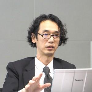 竹中工務店 グループICT推進室 ICT企画グループ副部長 金澤 英紀氏