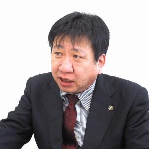 岩田地崎建設 ICT推進部長 小田桐 道弘 氏