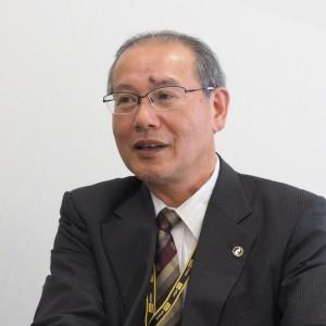 岩田地崎建設 ICT推進部 担当部長 堀田 繁夫 氏