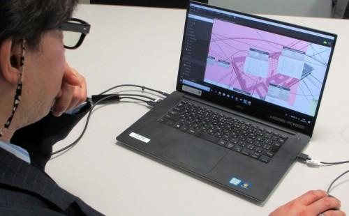 Revitとジェネレーティブデザインを連携させ、最適な設計案を求める作業