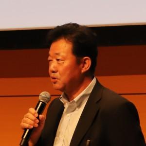 環境共生住宅推進協議会 監事・調査研究部会長 山岸 雄一氏(西松建設)